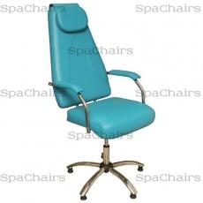 Педикюрное кресло МИЛАНА гидравлическое