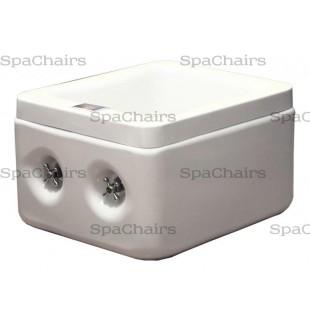 Педикюрная ванночка с проточной водой С